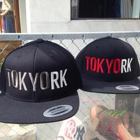 TOKYORK スナップバックCAP