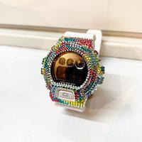 Handmade custom G-shock WH