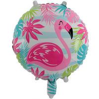 おしゃれ風船 カクテル フラミンゴ ロゴ 50枚入 飾り デコ 誕生日 結婚式 イベント パーティ ふうせん バルーン ヘリウム
