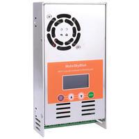 MPPT 60A 48V 36V 24V 12V自動切換 最大入力電圧190V チャージコントローラー MakeSkyBlue ソーラーパネル 充電 レギュレータ