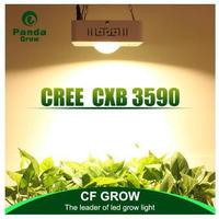 LED 植物育成灯 CREE CXB3590-X1 GROWライト MH HPS 置き換えに