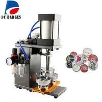 空気圧ボタン バッジマシン 効率的 バッジプレス 機械 制作