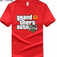 グラセフ  Tシャツ  ユニセックス ゲームグッズ Grand Theft Auto V