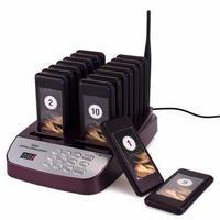 レストラン ウェイター システム 無線 コール ブザー 飲食店 顧客対応機器 呼び鈴 フードコート お客様呼び出し お渡し