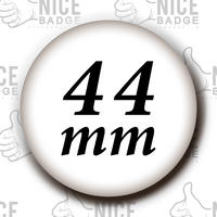 44mmサイズ 1個~