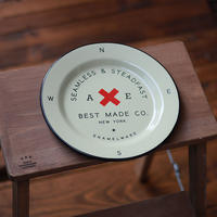 【再入荷】BEST MADE / Enamel Plates tan