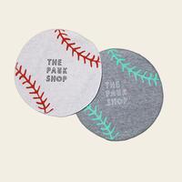 THE PARK SHOP / BASEBALL mini towel