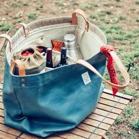 【予約商品3月下旬お届け】T.S.L CUB  /print container bag