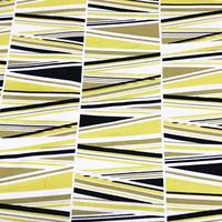 Shattered/黄  ※50cm x 50cm