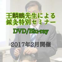 【DVD/ブルーレイ】王麟鵬先生による鍼灸特別セミナー