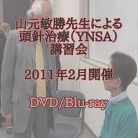 【DVD】山元敏勝先生による頭針療法(YNSA)講習会