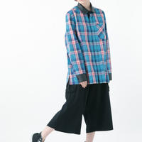 Check Shirt (RED ,  BLUE)