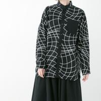 【19-20A/W 受注予約商品】Distortion shirt