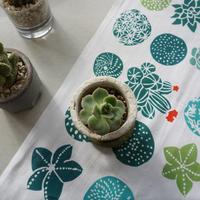 手ぬぐい|plant flowers