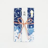 注染はんかち祝儀袋|お米〔花結び〕