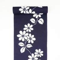 注染浴衣 反物 野の菊