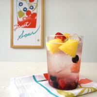 手ぬぐい|fruit sour