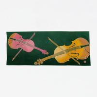 手ぬぐい|ヴァイオリン