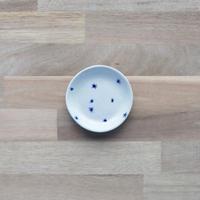 【井口工房】豆皿 縁アリ ステラ