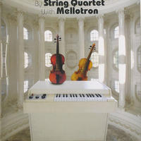 Progressive Rock by String Quartet with Mellotron/ Moment String Quarte & Rui Nagai