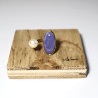 七宝 ring _ purple