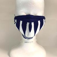 Sサイズ/涼快手拭いリメイクマスク /素手拭い:日本酒ワールド1/NMSK_S_13_nmsks_200703