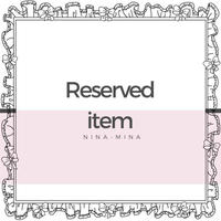 ♡Reserved item♡
