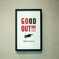 GO OUT to GOOD OUT(Right ver.)
