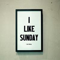 I LIKE SUNDAY