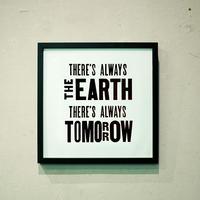 EARTHと明日