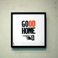 GO HOME to GOOD HOME(Left ver.)