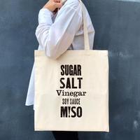 NINE LETTERPRESS Tote Bag