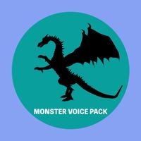 Monster Voice sample pack