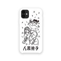 鈴木研一イラストiPhoneケース