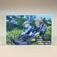ポストカード 『ひとやすみ』