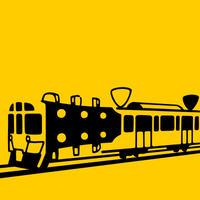 「黄色い電車」