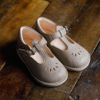 T-Strap Shoes:c/#Mocha