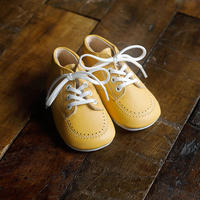 Lace Up Shoes : c/# Yellow