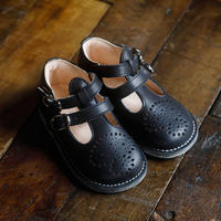 W-Strap Shoes:c/#Black