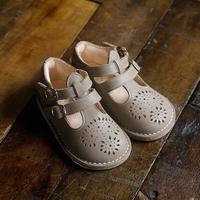W-Strap Shoes:c/#Mocha