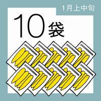 【1月分予約】仁連宿ほしいも10袋(300g×10=3㎏)