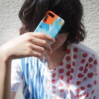 分割色彩iPhoneケース / nisai