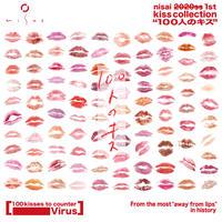 nisai 新作展「100人のキスとドレス」詳細と予約【7月24日→7月31日】
