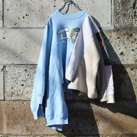 """空色は前後リバーシブル"" Sky blue tops is Front and back reversible"