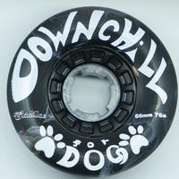 DOWNCHILL WHEEL < For dog > 66mm
