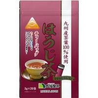 マイボトルほうじ茶ティーバッグ 3g×20P(Houjicha Tea bag)
