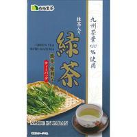 抹茶入り緑茶ティーバッグ 2g×20P(Green tea with Matcha Tea bag)