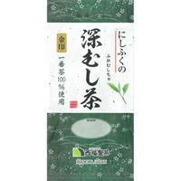 にしふくの深むし茶 金印 80g(Nishifuku noFukamushicha Kinjirushi)