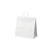 紙袋/手提げ袋 白無地(こちらの商品のみのご注文はできません)