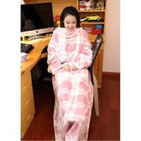 モフラン(着る毛布)